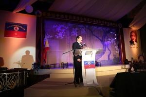 菲律賓分會第二任會長就職 (1)