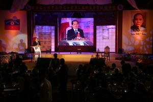 菲律賓分會第二任會長就職 (2)