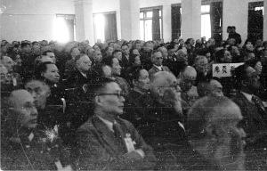023 民國三十一年十一月一日國民參政會第三屆第一次大會