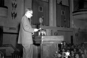 027 民國三十七年五月八日第一屆立法院開幕暨謁陵