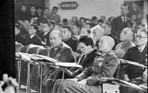 040 民國三十五年十一月九日國民大會預備會議第一日